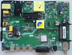WOON - 16AT019 , V1.0 , WN49DIL019/0202 , LC490DUY SHA1 , Main Board , Ana Kart