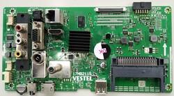 HI-LEVEL - 17MB211S , 23613948 , 10125209 , 40HL650 , Main Board , Ana Kart