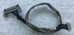 TOSHIBA - 32AV500P , LCD , TOSHIBA , AX080H003B , LVDS Cable , Lvds Kablosu , Logic Board Cable , Logic Kart Kablosu , Ctrl Board Cable , Ctrl Kart Kablosu