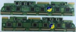LG - 6871QDH081A , 6870QFC003A, YDRV_BTM , 6871QDH080A , 6870QDC003A , YDRV_TOP , PDP 50X2A , LG , Buffer Board , Buffer Kart