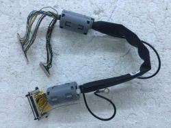 ARÇELİK BEKO - E180908 , CB-HFT TUBE , ARÇELİK , 106 531 B FHD VD , LCD , T420HW04 V2 , LVDS Cable , Lvds Kablosu , Logic Board Cable , Logic Kart Kablosu , Ctrl Board Cable , Ctrl Kart Kablosu