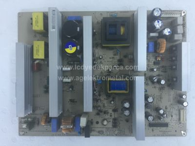 EAY39333001 ,EAX39331101/5 , 2300KEG023A-F , PSPU-J704A , PDP42G10001 , LG , 42PG200R , Power Board , Besleme Kartı , PSU