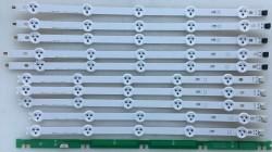 LG - LG , LC420DUE SF R3 , 42LN575S , AX042DLD12AT070 , 6916L-1385A , 6916L-1386A , 6916L-1387A , 6916L-1388A , 10 ADET LED ÇUBUK