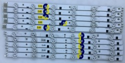 SAMSUNG - SAMSUNG , DE390BGM-C1 , UE39EH5003 , D1GE-390SCA-R1 , 39-3535LED-60EA-L , D1GE-390SCB-R1 , 39-3535LED-60EA-R , 10 ADET LED ÇUBUK