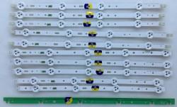 SAMSUNG - SAMSUNG , LTA400HM23 , SUNNY , 40 INCH , SN040DLD12AT022-TMF , SVS400A79 , SVS400A79_4LED , SVS400A79_5LED , LJ96-06091D , 10 ADET LED ÇUBUK