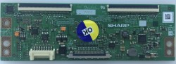 SHARP - RUNTK 5246TP , 5246TPZZ , RUNTK 5351TP , 5351TPZA , CY_DE400BGSV1V , CY-DE400BGSV1V , UE40EH5000W , Logic Board , T-Con Board