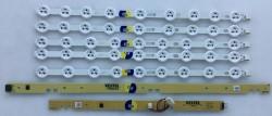 VESTEL - VESTEL , VES390UNDA-01 , 39226D NXN FHD LED TV , SEG 39226B , NEXON , 40 NDV REV1.0 , REV0.2 , 5 ADET LED ÇUBUK